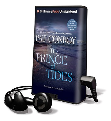 The Prince of Tides [With Earbuds] (Playaway Top Adult Picks C) Cover Image