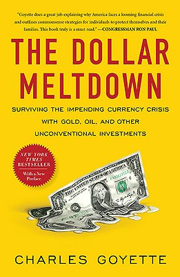 The Dollar Meltdown Cover