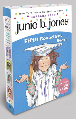 Junie B. Jones Fifth Boxed Set Ever! [With Collectible Stickers] Cover