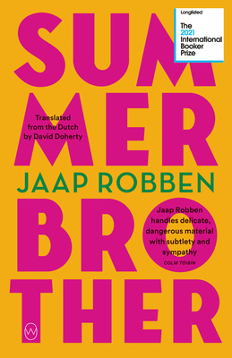 Book cover: Summer Brother by Jaap Robben