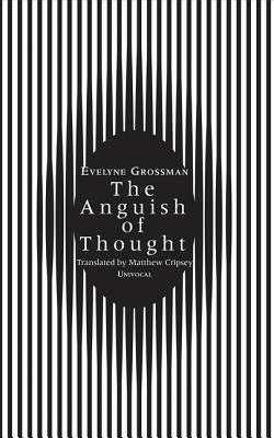 The Anguish of Thought (Univocal) Cover Image