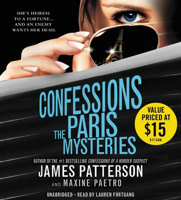 Confessions: The Paris Mysteries Cover Image