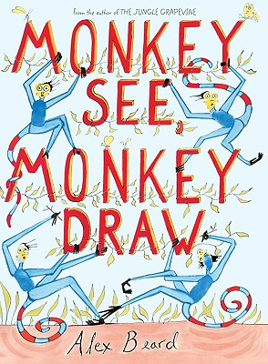 Monkey See, Monkey Draw Cover