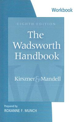 The Wadsworth Handbook Workbook Cover Image