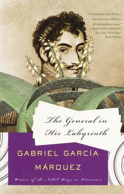 The General in His Labyrinth (Vintage International) Cover Image