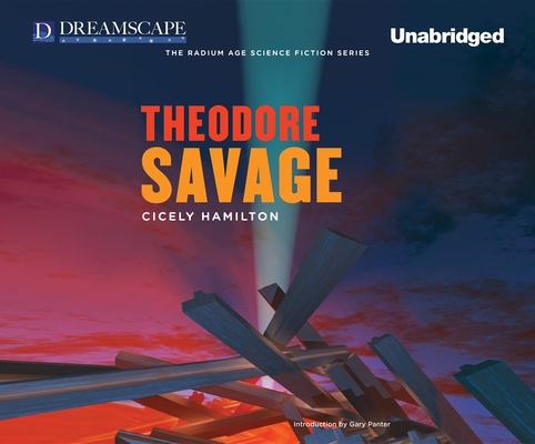 Theodore Savage Cover Image