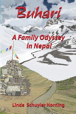 Buhari: A Family Odyssey in Nepal (Sasu Aama Books #1) Cover Image