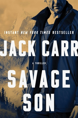 Cover for Savage Son