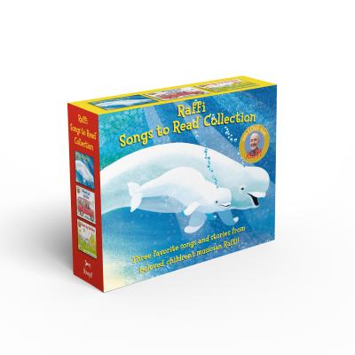 Raffi Songs to Read Boxed Set: Baby Beluga; Wheels on the Bus; Down by the Bay Cover Image