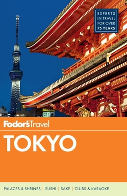 Fodor's Tokyo Cover