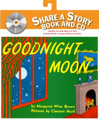 Goodnight Moon Book and CD Cover Image