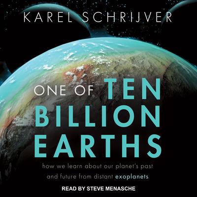 Cover for One of Ten Billion Earths