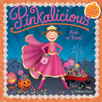 Pinkalicious: Pink or Treat! Cover Image