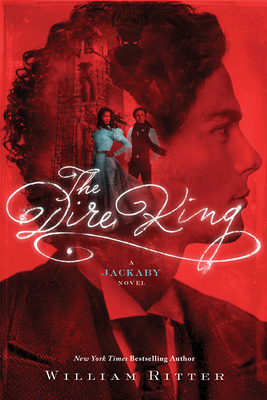 The Dire King: A Jackaby Novel by William Ritter