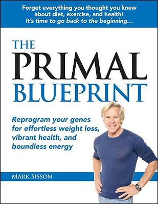 The Primal Blueprint Cover