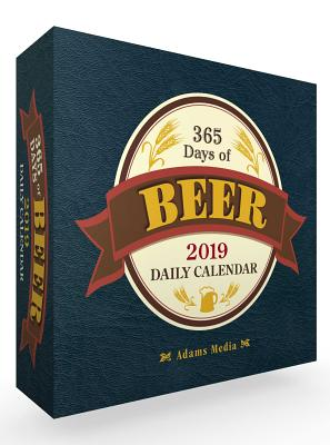 Cover for 365 Days of Beer 2019 Daily Calendar