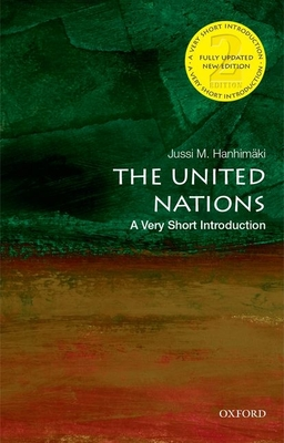 The United Nations: A Very Short Introduction Cover Image