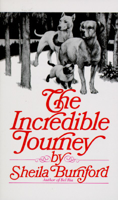 Incredible Journey Cover Image