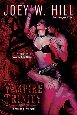 Vampire Trinity (A Vampire Queen Novel #6) Cover Image