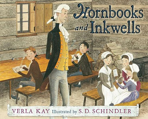 Hornbooks and Inkwells Cover