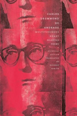 Multitudinous Heart: Selected Poems: A Bilingual Edition Cover Image