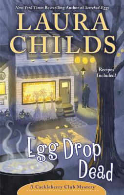Egg Drop Dead (A Cackleberry Club Mystery #7) Cover Image