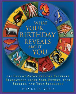 What Your Birthday Reveals About You: 365 Days of Astonishingly Accurate Revelations about Your Future, Your Secrets, and Your Strengths Cover Image