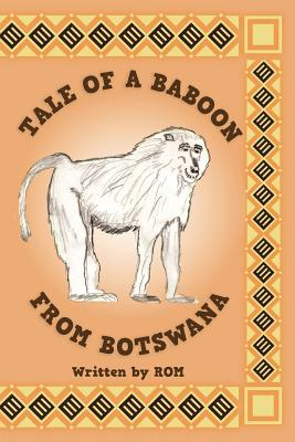 Tale of a Baboon from Botswana Cover