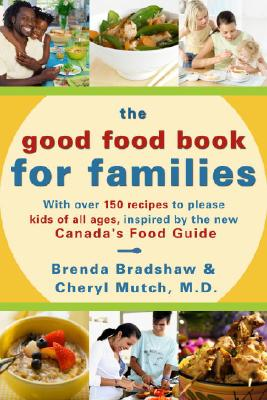 The Good Food Book for Families Cover