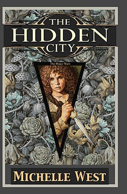The Hidden City: A House War Novel Cover Image