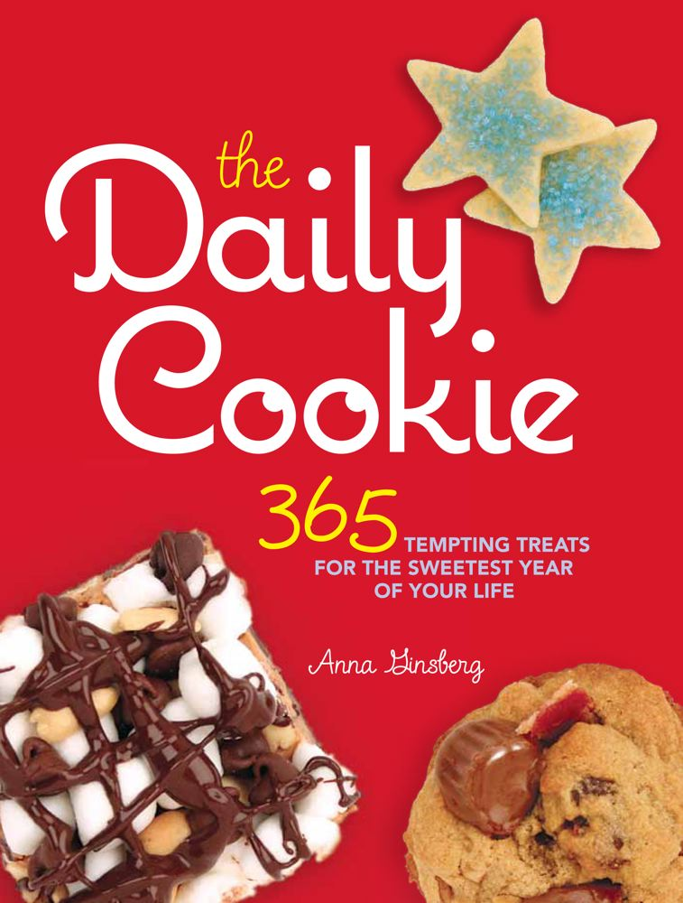 The Daily Cookie Cover