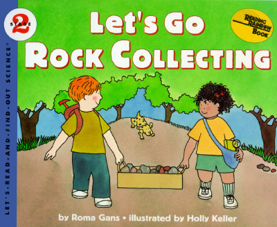 Let's Go Rock Collecting Cover