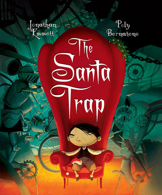 The Santa Trap Cover