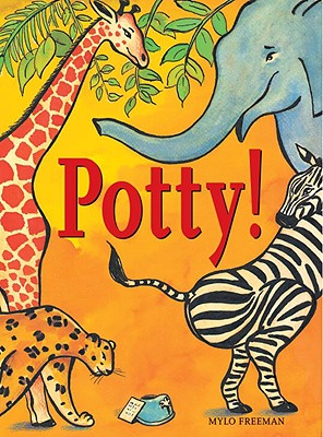 Potty! Cover