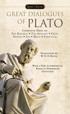 Great Dialogues of Plato Cover Image