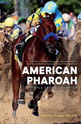 Cover for American Pharoah