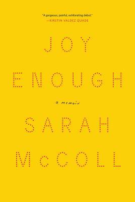 Cover for Joy Enough