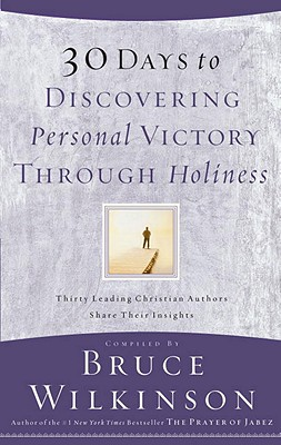 30 Days to Discovering Personal Victory Through Holiness Cover