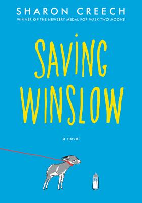 Saving Winslow by Sharon Creech