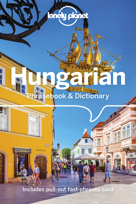 Lonely Planet Hungarian Phrasebook & Dictionary 3 Cover Image