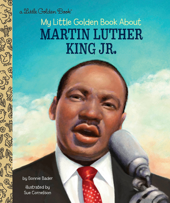 My Little Golden Book About Martin Luther King Jr. Cover Image