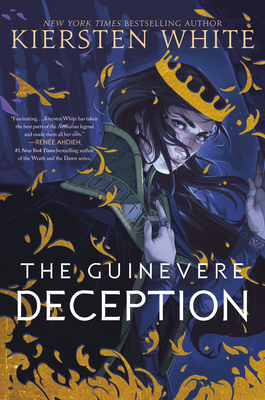 The Guinevere Deception (Camelot Rising Trilogy #1) Cover Image