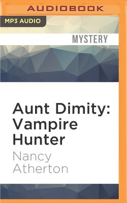 Aunt Dimity: Vampire Hunter Cover Image