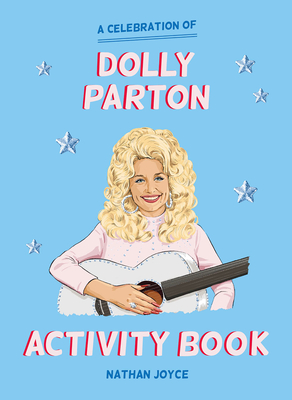 The Unofficial Dolly Parton Activity Book Cover Image