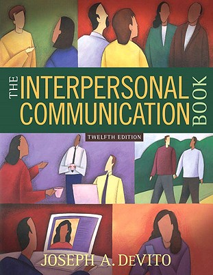 The Interpersonal Communication Book Cover Image