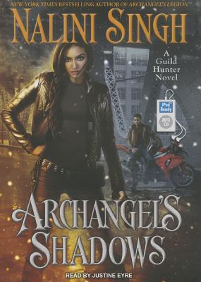 Archangel's Shadows (Guild Hunter #7) Cover Image