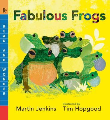 Fabulous Frogs (Read and Wonder) Cover Image
