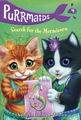 Purrmaids #4: Search for the Mermicorn Cover Image
