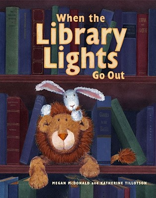 When the Library Lights Go Out Cover