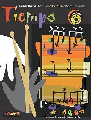 Tiempo: Book & 2 CDs (Bass) Cover Image